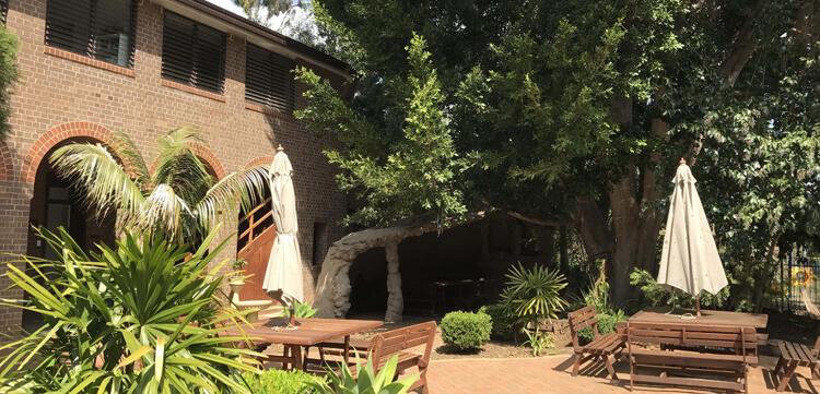 Odyssey House Residential Rehabilitation Facility