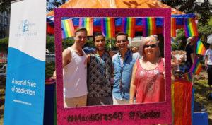 LGBTIQ Mardi Gras