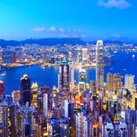 option for avatar: hong kong city