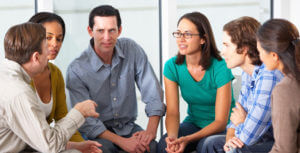 Group Counselling Session
