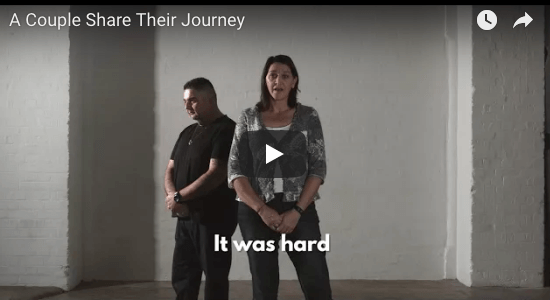 A Couple Share Their Journey