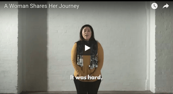A Woman Shares Her Journey